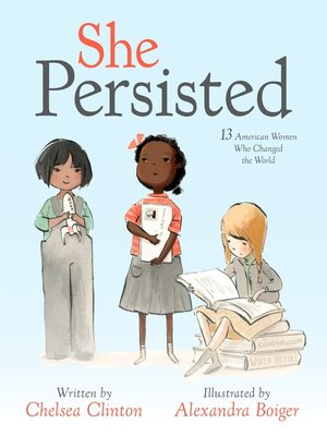 cover image of She Persisted